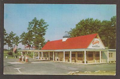 COBB'S MOTEL/ RESTAURANT/ GAS STATION - ROCKY MOUNT, NC