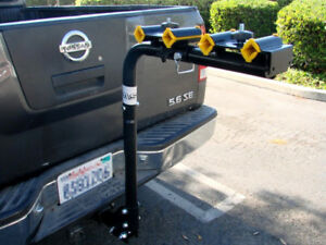 HEAVY-DUTY-4-BIKE-SWING-DOWN-2-HITCH-MOUNT-CARRIER-BICYCLE-RACK-CAR-TRUCK-SUV