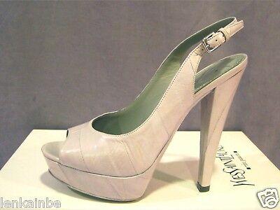 Kyпить YSL Yves Saint Laurent Carolina Pumps Shoes Slings 39.5 на еВаy.соm