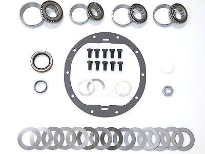 "GM Chevorlet 8.5"" Master Bearing Ring and Pinion Installation Kit rear"