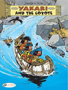 """Yakari and the Coyote, """"Job"""""""