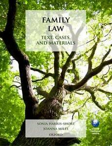 Family Law: Text, Cases, and Materials by Sonia Harris-Short, Joanna Miles...