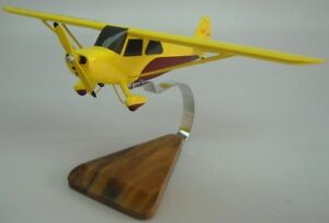 Aeronca-7-AC-Champion-7AC-Airplane-Wood-Model-Regular