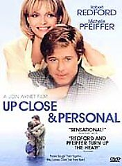 Up Close and Personal (DVD, 1999)