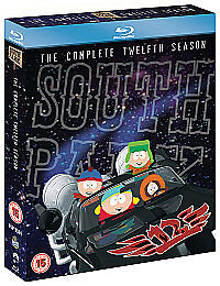 South Park - Series 12 (Blu-ray) brand new and sealed free postage!