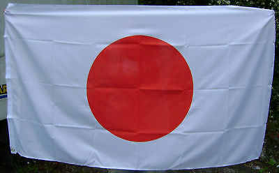 NEW 5 x 3 FOOT (150x90cm) JAPAN JAPANESE FLAG