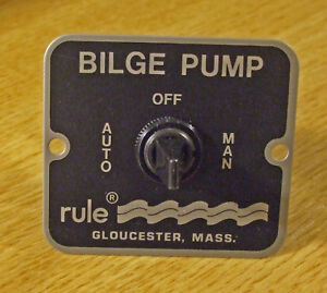 Marine-bilge-pump-switch-RULE-3-way-MODEL-45