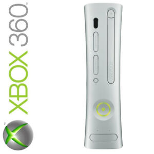 Microsoft Xbox 360 Console System with HDMI White Pro 2 Year Warranty