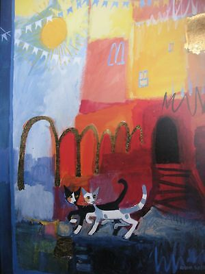 Rosina Wachtmeister  WALKING PRETTY  50x70cm  SPECIAL EDITION