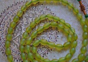 99-Lemon-Stone-Persian-Panzahir-Prayer-Beads