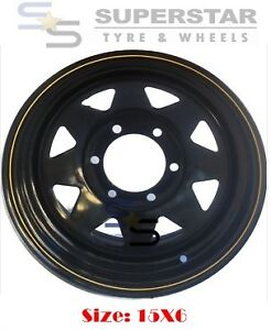 15X6-SUNRAYSIA-WHEEL-6-STUD-WHITE-BLACK-camper