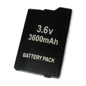 Replacement Battery 3600mAH For Sony PSP SLIM 2000 3000