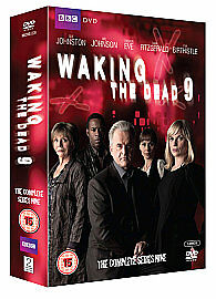 Waking-The-Dead-Series-9-DVD-2011-5-Disc-Set