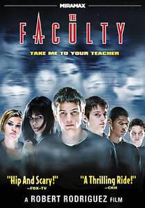 The-Faculty-DVD-2011-RARE-SALMA-HAYEK-JOSH-HARTNETT-BRAND-NEW