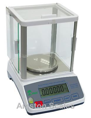1000 x 0.01 GRAM 10 MG DIGITAL SCALE BALANCE LAB ANALYTICAL PRECISION LABORATORY on Rummage