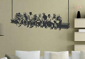 Wall stickers arredo casa salotto parete testata letto for Arredo parete salotto