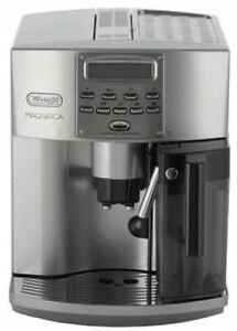 how to use delonghi magnifica coffee machine