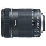 Canon  EF-S IS 18 mm - 135 mm f/3.5-5.6  Lens