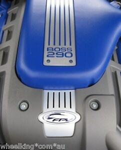 NEW Ford FPV BA or BF Boss 290 Blue Intake Cover Set