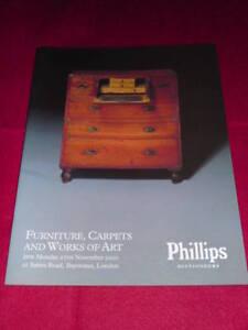 phillips furniture nov 27 2000 24pp ebay