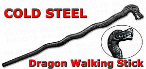 Cold-Steel-Dragon-Walking-Stick-24-oz-39-5-91PDR-NEW