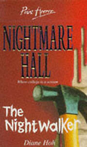Diane-Hoh-The-Nightwalker-Point-Horror-Nightmare-Hall-Book