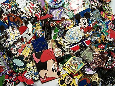 DISNEY PINS 50 DIFFERENT PINS  FAST USA SELLER CL, LE, HM & CAST PINS MIXED LOT on Rummage
