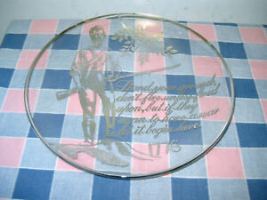 Silver-City-Glass-Sterling-Crystal-Plate-1776-Stand-Gro