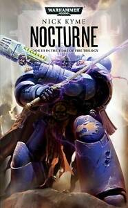 Nocturne (Tome of Fire)-ExLibrary