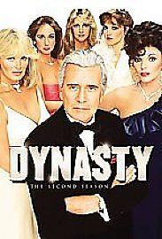 Dynasty  Series 2 DVD 2009 6Disc Set Box Set - Pontefract, United Kingdom - Dynasty  Series 2 DVD 2009 6Disc Set Box Set - Pontefract, United Kingdom