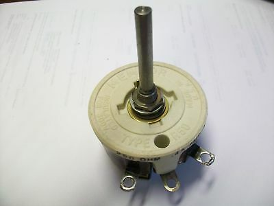 Memcor 250 Ohm 50 Watt Rheostat 1 3/4 Shaft