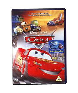 Cars-DVD-Good-DVD-Owen-Wilson-Bonnie-Hunt-Paul-Newman-Larry-the-Cable-Guy