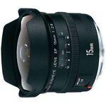 Canon  EF 15 mm   F/2.8  Lens