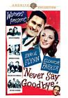 Never Say Goodbye (DVD, 2010)