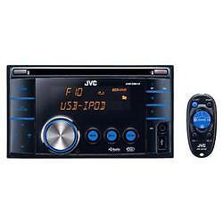 JVC-Kw-xr610-CD-USB-MP3-In-Dash-Receiver
