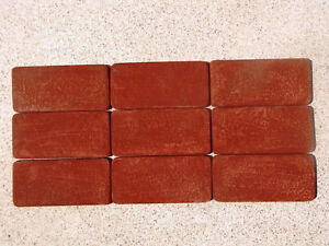 40 8 free 8x4 rustic brick veneer cement wall floor molds for Brick veneer floor