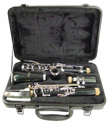 Used Hisonic School Band Student 2610 Bb Orchestra Clarinet