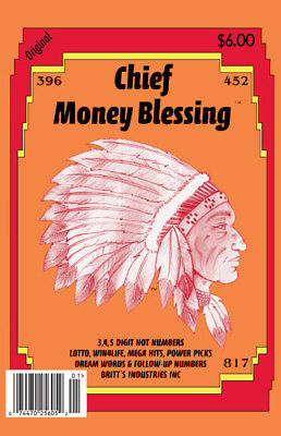 Chief Money Blessing   Dream Book   Lottery Book