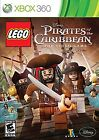 LEGO Pirates of the Caribbean: The Video Game  (Xbox 360, 2011) (2011)