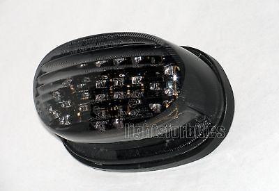 LED Heckleuchte Rücklicht schwarz Suzuki GSX 750 AE und GSX 1200 A3 Inazuma