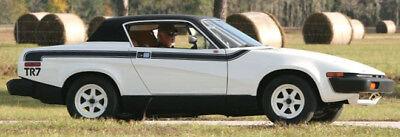 1976 Triumph Tr7 Victory Edition Stripe Kit Complete