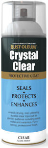 CLEAR-MATT-FINISH-Fast-Dry-Spray-Paint-LACQUER-Aerosol-400ml