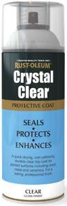 CLEAR-MATT-FINISH-Fast-Dry-Spray-Paint-LACQUER-Aerosol-400ml