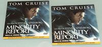 (prl) 2002 Dvd Video Tom Cruise Trailer Minority Report -  - ebay.it