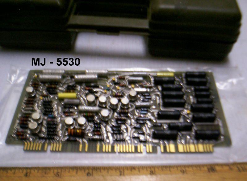 Voltage Regulator Circuit Board with Plastic Case - P/N: 10525750 (NOS)