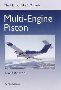 Multi-engine Piston by David Robson (Paperback) First Edition