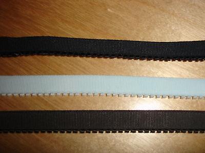 elastisches Band 0,28€/m nachtblau 10 Meter MN7