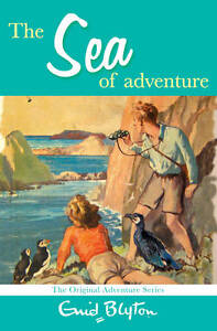 The Sea of Adventure (Adventure Series [3]),Enid Blyton,New Condition
