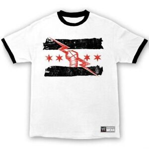 CM-Punk-Best-in-The-World-WWE-Mens-Wrestling-T-shirt-M-ROH