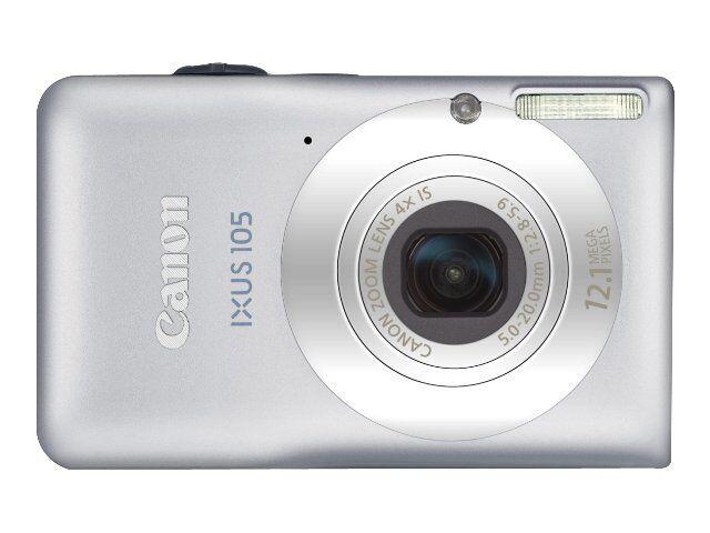 Canon 105 / PowerShot Digital ELPH SD1300 IS